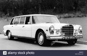 Transport - Mercedes Benz 600 Pullman limousine Stock Photo ...