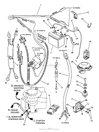 Snapper Mower Wiring Harness