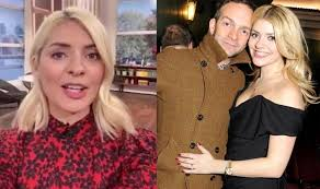 Is holly willoughby still married with husband daniel baldwin, holly willoughby wedding pic with husband. Holly Willoughby Husband He S Doing His Best This Morning Host In Rare Video About Dan Celebrity News Showbiz Tv Express Co Uk