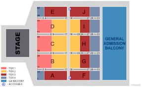 River Cree Casino Seating Chart