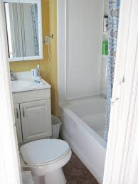 Decorating Tiny Bathrooms 20 Small Bathroom Before And Afters Hgtv