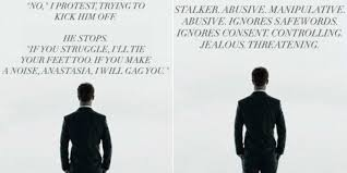 Quotes From 50 Shades Of Grey 100 remade Fifty Shades of Grey posters with quotes from the book 27