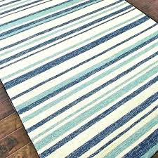aqua striped rug navy blue and white rugs new indoor outdoor varying stripes dark aqua striped rug