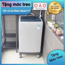 Chống rung máy giặt - 4 miếng cao su 1 2 3 tầng - Kệ máy giặt - Chân đế máy  giặt - Chống ồn máy giặt - Phụ kiện giặt ủi chính hãng 75,650đ