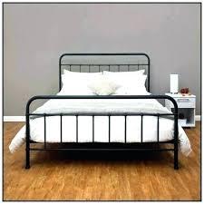 king size iron bed frame – lavruk.info
