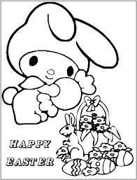 Easter Coloring Pages: Easter Coloring Sheets