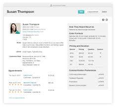 Customer Profile Online Customer Management Software Small Business Customer 18