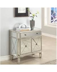 mirror console table. Harlowe Mirrored Console Table Mirror O