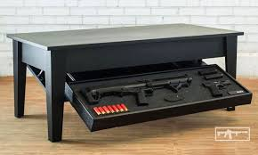 Best gun concealing furniture to keep deadly weapons secure