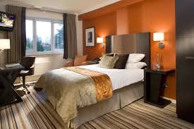 Orange Bedroom Curtains Bedroom Beautiful Bedroom Color Combinations Home Design Ideas