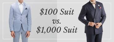 Men S Wearhouse Size Chart 100 Suit Vs 1 000 Suit Differences Cheap Vs Expensive