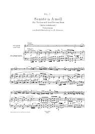 violin sonatas anonymous petrucci music library  sheet music