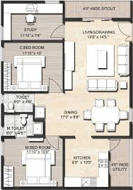 enchanting 20 apartment floor plans india design ideas of
