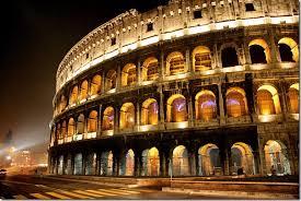 Римский Колизей Гигант из прошлого  6124