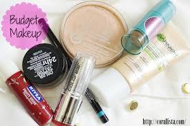 my top 6 budget makeup s indian edition