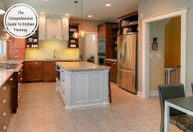 Flooring Options Kitchen The Comprehensive Guide To Kitchen Flooring Options Home