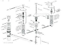 delta bathtub drain shower drain diagram