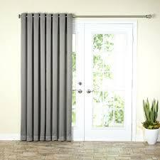 extra wide window treatments basics solid room darkening grommet extra wide patio door curtain panel reviews