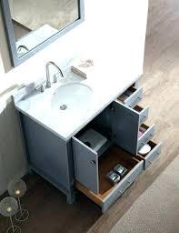 offset bathroom vanity bathroom vanity vanity sink and faucet combo bathroom vanities offset sink vanity right