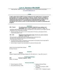 ... Nurse Resume Objective Registered Nurse Resume Sample Philippines ...