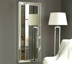 wall mounted jewelry cabinet park mirrored jewelry closet pottery barn wall mounted jewelry cabinet with mirror