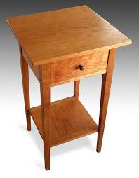 what is shaker furniture. Shaker Furniture To Fit - Cherry End Table What Is N