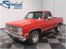 1985 to 1987 Chevrolet Silverado for Sale on ClassicCars.com - 19 ...
