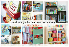 repurposed furniture for kids. 30 Best Ways To Organize Books Repurposed Furniture For Kids .