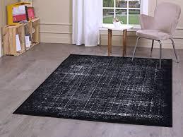 rug 160 x 230. a2z rug modern vintage design rug light grey \u0026 bronze 160x230 cm - 5\u00272 160 x 230