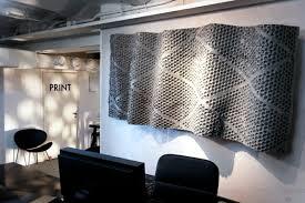 Futuristic office furniture Futuristic Interior Design Futuristic Office Furniture With Metal Wall Panels 3d Ofdesign Futuristic Office Furniture With Metal Wall Panels 3d Interior