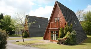 2 Bedroom Holiday Lodge with Hot Tub in Cornwall