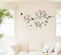 decorating your room with the bedroom wall stickers