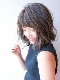ナチュラル 大人かわいい ラフ アンニュイrejouir Beauty Garden 早川