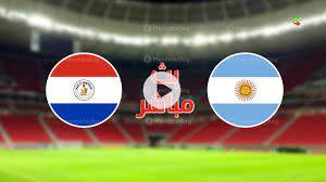 مشاهدة مباراة الارجنتين وباراجواي في بث مباشر ببطولة كوبا امريكا 2021 -  ميركاتو داي