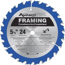 5 1 2 circular saw blade. avanti pro 6-1/2 in. x 18-tooth fast framing saw blade-p0618r - the home depot 5 1 2 circular blade t