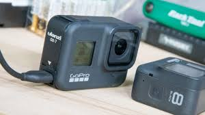GoPro Hero 8 Black Charging Door Accessory: Video Review Posted