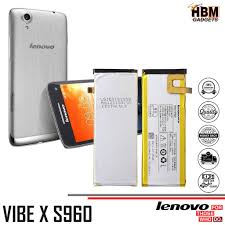 Battery for Lenovo Vibe X S960 Battery ...