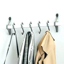 wall rack with hooks wall hanger hooks coat hanger hooks place metal wall mount coat rack