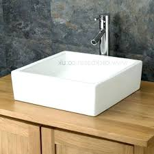 top mount bathroom sink table top sink rectangular top mount bathroom sink rectangular table top wash top mount bathroom sink