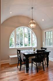 breakfast area lighting. colonial style lighting dining room traditional with breakfast area metal side chairs d