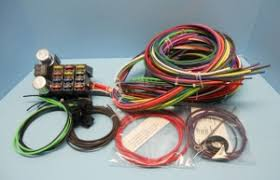 rebel wire wire kits for real rods rebel wire 16 circuit american muscle car wiring harness