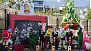 shanghai disneyland breaks ground on toy story land