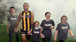 In a year where nothing has gone to script, shaun burgoyne has finished his career in the most dramatic way possible after the hawks and tigers played out a draw. Afl News 2021 Shaun Burgoyne Plays His 400th Game Trade From Power Injured Knees Herald Sun
