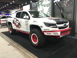 SEMA Chevy Colorado - The Fast Lane Truck