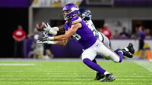Vikings Part Ways With Veteran Defensive Back And Wide