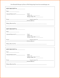 printable rent receipt house rental sample png question it