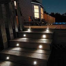 10pcs Lot 30mm Width Outdoor Garden Lighting Ip67 0 6w Led Deck