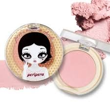 thecutestmakeup korean makeup blush