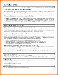 15 Technical Project Manager Resume Mbta Online