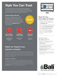 best concept bali blinds reviews